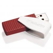 Memorie USB Verbatim Swivel 16GB USB 2.0 Red