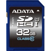 Card A-DATA SDHC UHS-I U1 Premier 32GB (Class 10)