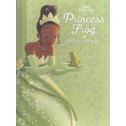The Princess and the Frog: The Story of Tiana by Disney Book Group