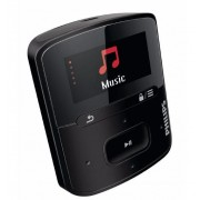 MP3 Player Philips SA4RGA02KF (Negru)