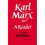 Karl Marx by Jon Elster
