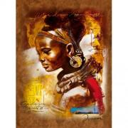 Puzzle frumusetea africana, 1000 piese, RAVENSBURGER Puzzle Adulti