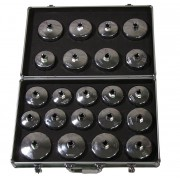 Set 22 chei filtru de ulei BestAutoVest cu dimensiuni intre 65-101mm