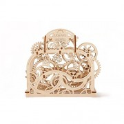 Mechanical Theater - Unique Glue Free Eco Friendly Wooden Mechanical Self Assembly Moving Kit by Ugears