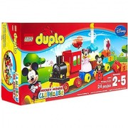 LEGO DUPLO Brand Disney 10597 Mickey and Minnie Birthday Parade Building Kit