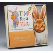 Time for a Hug Book & Blankie Gift Set by Phillis Gershator