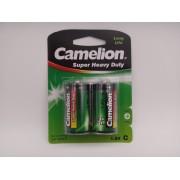 Camelion R14 C baterie super heavy duty 1.5V blister 2
