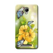 Lava X19 Designer Silicon Back Cover By DigiPrints