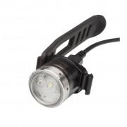 Lanterna Semnalizator LED LENSER SEO B2R Reincarcabila USB Alb raza luminoasa 30m
