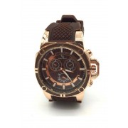 Spy Henry Lau Chic Modern Fashion Wrist Watches Brown SP788AC50OXDHK