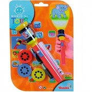 Simba World Of Toys - Plastic Projector (Red)