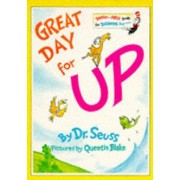 Bright and Early Books: Great Day for Up by Dr. Seuss