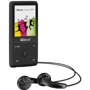 TREKSTOR 79324 - MP3-Player, schwarz, 1,8'' Display, Bluetooth