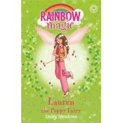 Lauren the Puppy Fairy: Book 4 by Daisy Meadows