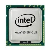 HP Kit de Procesador DL380 G9 Intel Xeon E5-2640v3, S-2011, 2.60GHz, 8-Core, 20MB L3 Cache