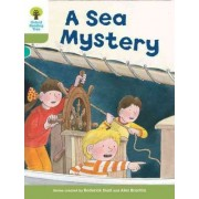Oxford Reading Tree: Level 7: More Stories B: A Sea Mystery by Roderick Hunt