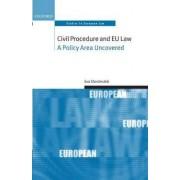 Civil Procedure and EU Law by Eva Storskrubb