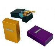Tabachera - pachet tigari Aluminium BOXX Magnet 20