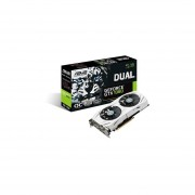 Asus Vc Dual-Gtx1060-O6G, Nvidia Geforce Gtx 1060, Pci Express 3.0, Open Gl 4.5, Gddr5 6Gb, Max Resolution 7680 X 4320, Dvi X 1,