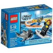 Lego City Rescue Jet 60011