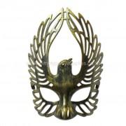 Gold Winged Bird Masquerade Mask