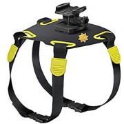 Dog Waist Mount for all GoPro Hero Camera SJCAM SJ4000 Sony iON Air Pro Polaroid XS100 Action Camera