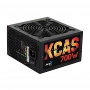 Fuente De Poder AeroCool KCAS-700W 700W 600 80+ Bronce-Negro