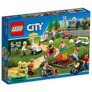 LEGO - 60134 - City - Jeu de Construction - La Parc De Loisirs - Ensemble de Figurines