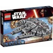 Set de constructie Lego Millennium Falcon