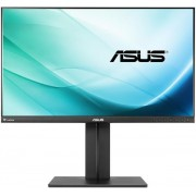 "Monitor IPS LED Asus 25"" PB258Q, WQHD, 5 ms GTG, HDMI-MHL, DVI-D, Boxe, Flicker free, Low Blue Light, TUV certified (Negru)"