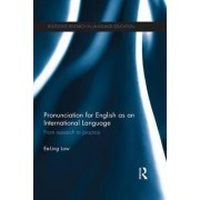 Pronunciation for English as an International Language by Ee Ling Low