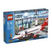 LEGO City Airport 703pieza(s) - juegos de construcción (Multicolor)