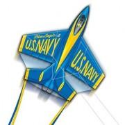 Mazaa 31 Blue Angels US Navy Dual Control Kite Set of 2