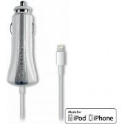 Incarcator Auto Cellularline Cbrmfiiph5W pentru iPhone 5