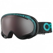 Oakley - AFrame 2.0 Factory Prizm Black - Skibrille schwarz/grau