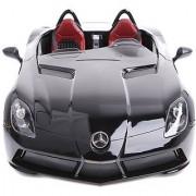 Kingzer Z199 Rastar 1:14 Mercedes-Benz SLR McLaren Car Model Remote Control Black UK