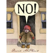 No! by David M McPhail