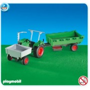 Farm Tractor Trailer with