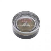 Bourjois Paris Color Edition 24H Eyeshadow 5g Сенки за очи за Жени Нюанс - 04 Kaki Cheri