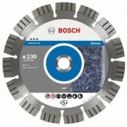 Disc Diamantat Best pentru GRANIT;Beton Armat D=230