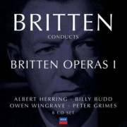 B. Britten - Britten Conducts.. (0028947560203) (8 CD)