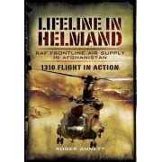 Lifeline in Helmand: RAF Front-Line Air Supply in Afghanistan by Roger Annett