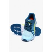 Puma Faas 300 S V2 Wn S Clearwater-Blue Coral-Sulphur Spring Running Shoes(Blue)