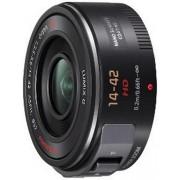 Obiectiv Foto Panasonic Lumix G X Vario H-PS14042E-K 14-42mm f/3.5-5.6 ASPH POWER O.I.S.