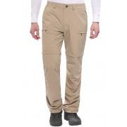 VAUDE Men's Farley ZO - Pantalon homme - beige 58 Pantalons à zips