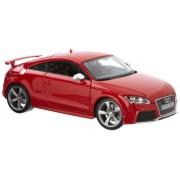 Bburago 11031R - Audi TT color rojo (01:18)