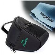 MegaGear ``Ultra Light`` Camera Case Bag for Fujifilm X-E1 FinePix S8200 HS25EXR HS50EXR SL1000 S2980 S4200