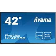 iiyama ProLite LH4265S-B1 - 42' Class LED display - digital signage - 1080p (Full HD) - black