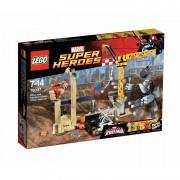 Marvel Super Heroes - Rhino en Sandman Superschurk
