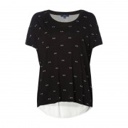 Tom Tailor Shirt mit Allover-Muster